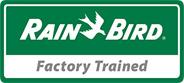 Rain Bird Factory Trained